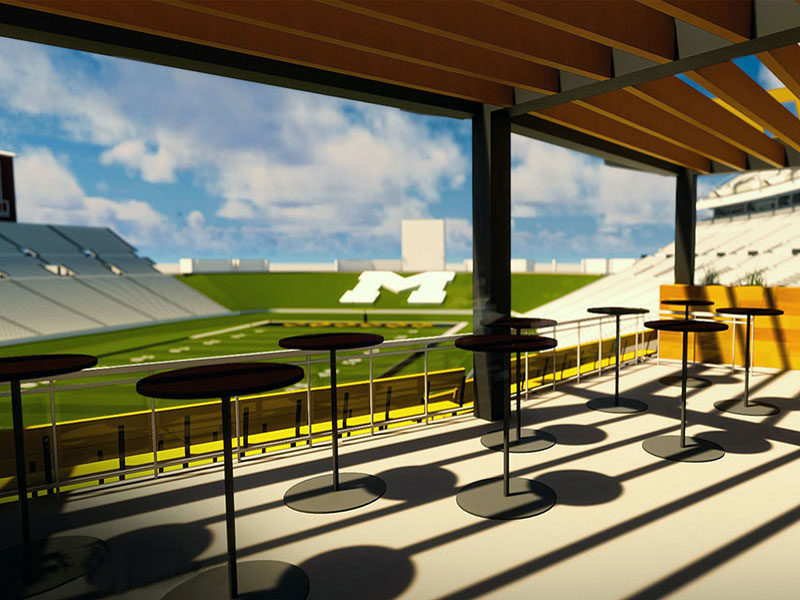 Missouri Tigers Stadium - upgrade