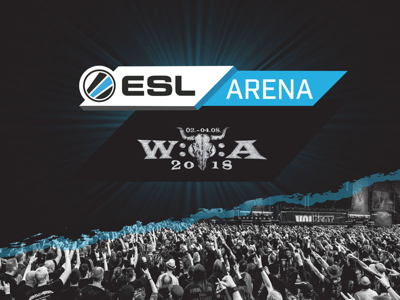 ESL esports - Wacken Open Air