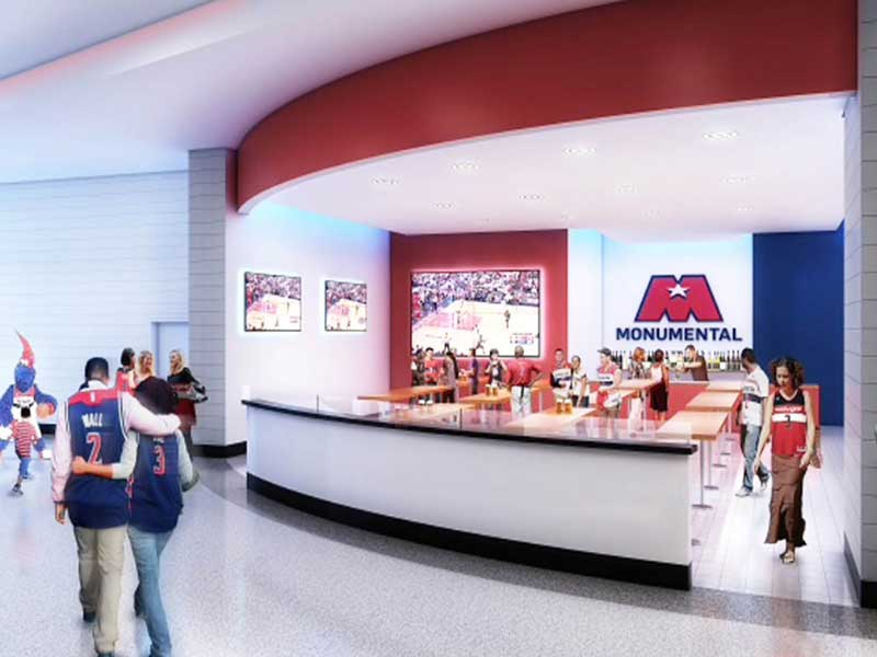 Capital One Arena - Monumental Sports and Entertainment