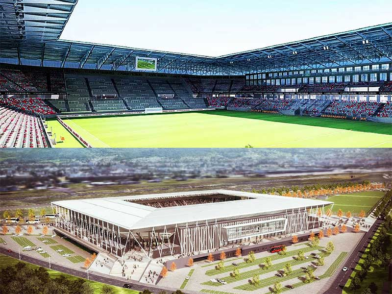 SC Freiburg new stadium