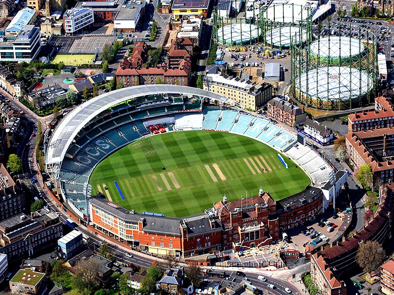 Surrey County Cricket Club / Kia Oval news update May 2019