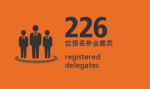 Coliseum Summit ASIA-PACIFIC 2019 - 226 registered delegates