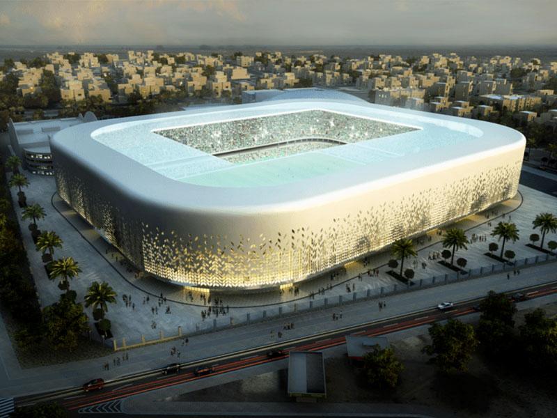 Kuwait Sabah Al Salem Stadium