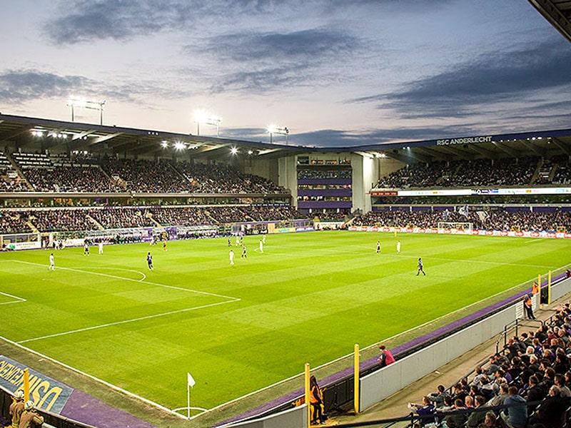 Anderlecht and PlayPass
