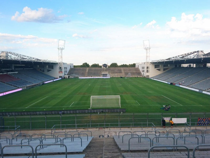 Nîmes Olympique new stadium