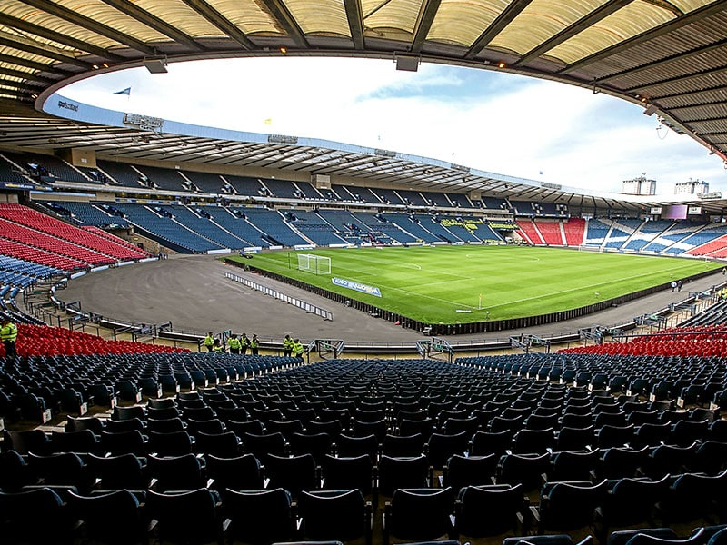 Scottish FA to take Hampden Park