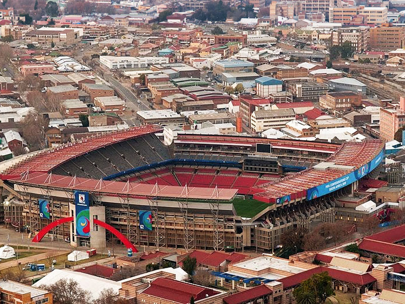 Ellis Park Stadium - Emirates Airlines