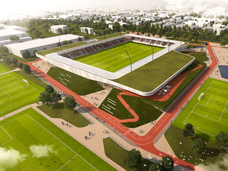 Helmond De Braak Sports Park