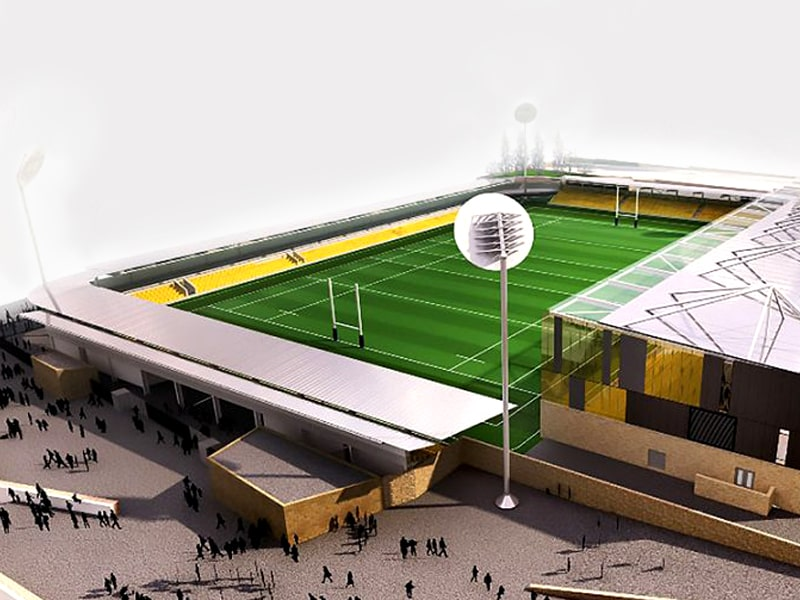 The Stadium for Cornwall is a proposed multipurpose stadium in Threemilestone, Cornwall, England.