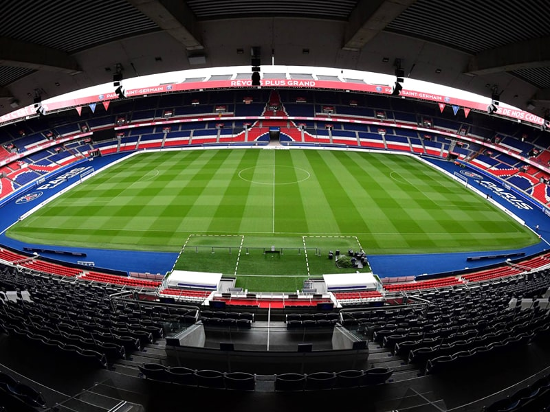 Parc des Princes started scouting for naming-rights partner
