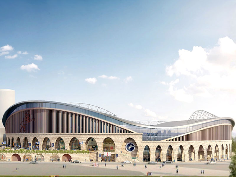 Millwall FC stadium update February 2020
