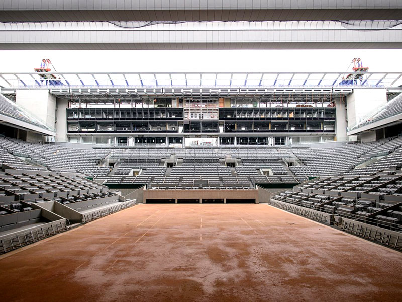 Roland Garros february 2020 update