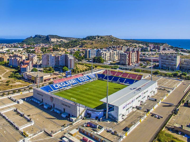 Cagliari Stadium update April 2020