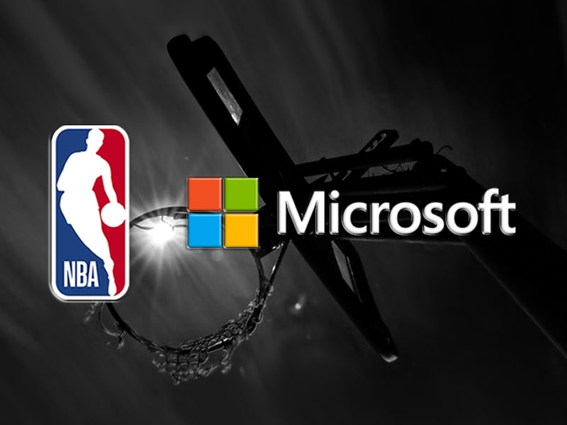 NBA and Microsoft