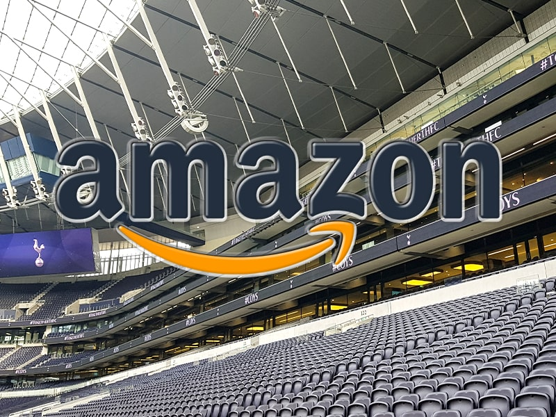 Tottenham & Amazon naming rights