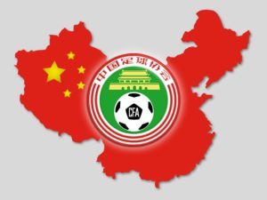 Chinese Football Association teams banned