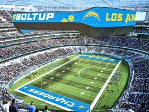 LA Rams SoFi Stadium May 2020