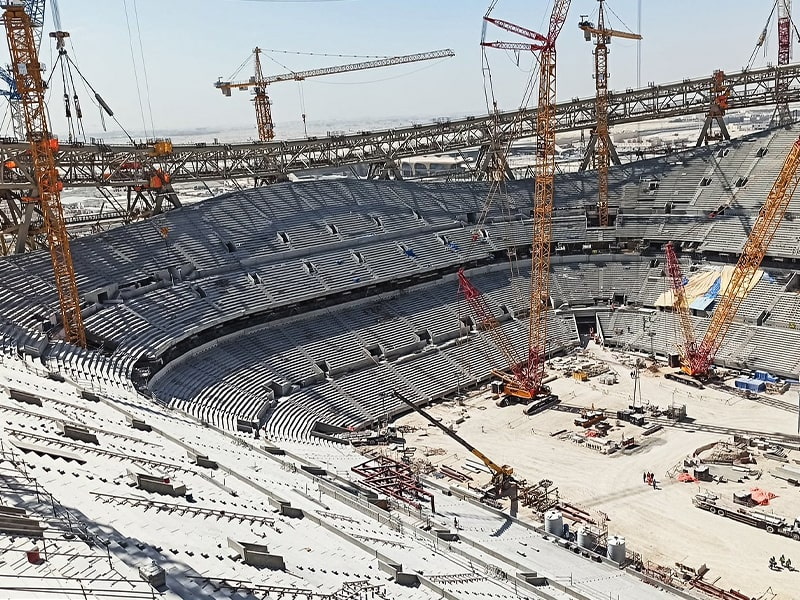 Qatar Lusail Stadium May 2020 update