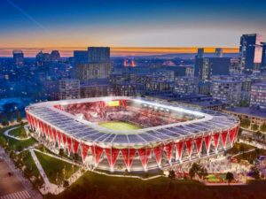 Sacramento Republic Stadium May 2020