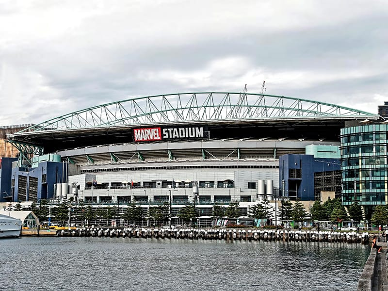 Australia Marvel Stadium