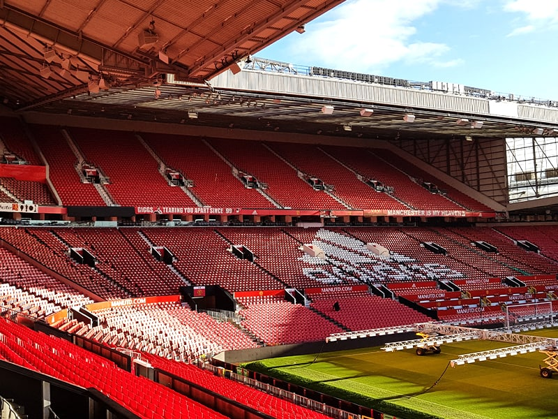 Manchester United seating change