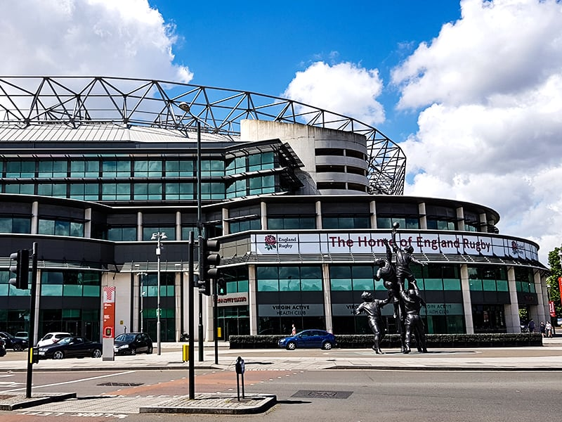 Twickenham Stadium - RFU June 2020