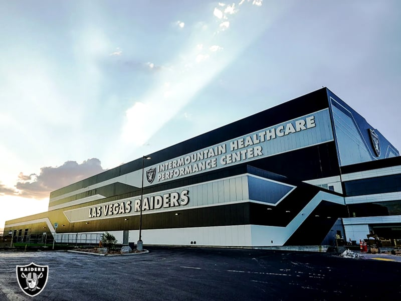 Las Vegas Raiders HQ