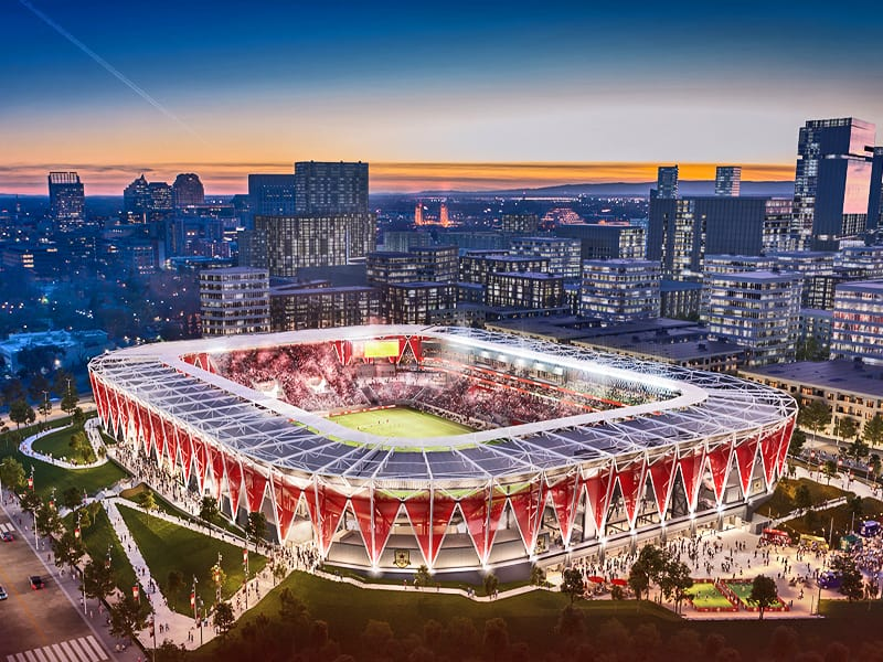 Sacramento Stadium July 2020 update