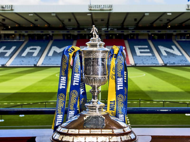 Scottish Cup Final delayed