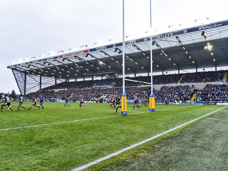 Super Rugby League England Headingley Stadium