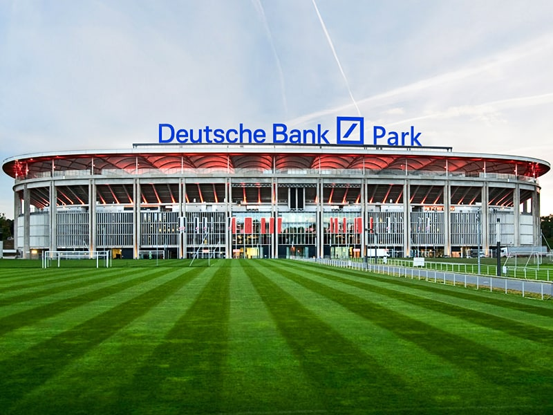 Deutsche Bank Park extension