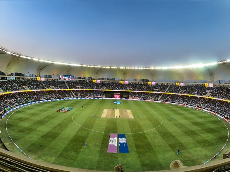Dubai Cricket stadium - IPL news UAE August 2020
