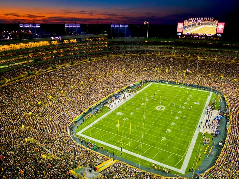 Lambeau Field renovation