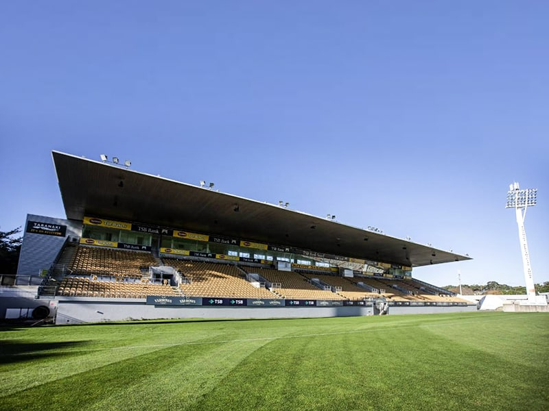 New Zealand New Plymoth Yarrow Stadium