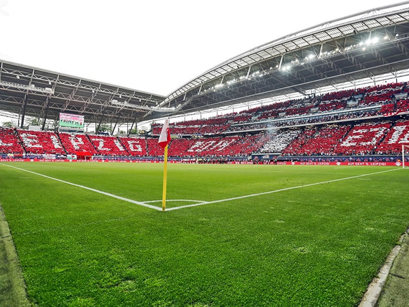 Germany Leipzig back with fans on 20 per cent capacity