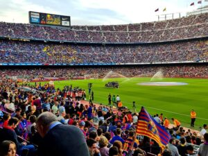 LaLiga clubs with 2nd choice stadiums