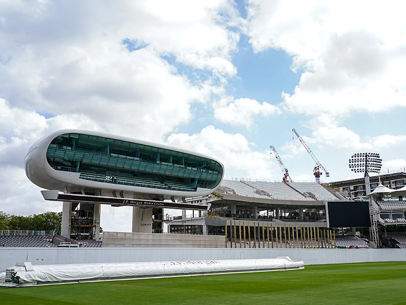 Lords Cricket Ground renovation Sept. 2020 update