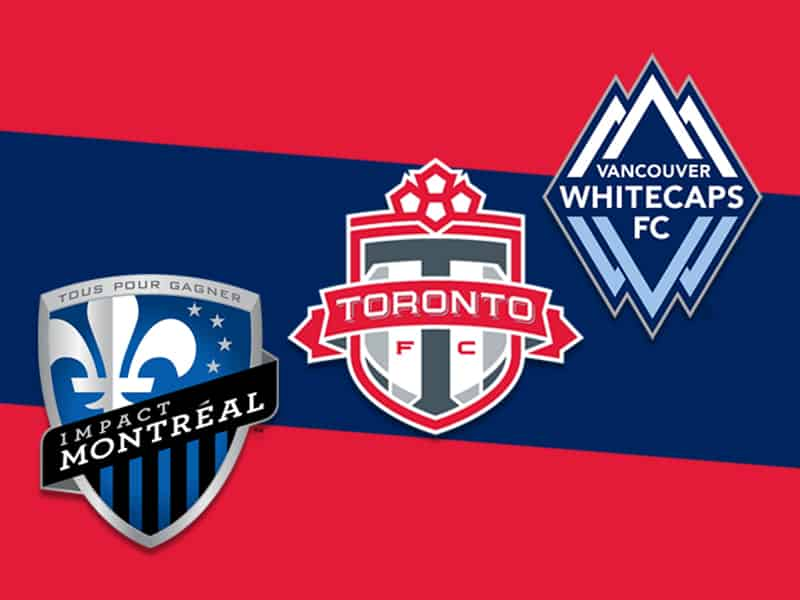 MLS Canadian clubs play games on US soil