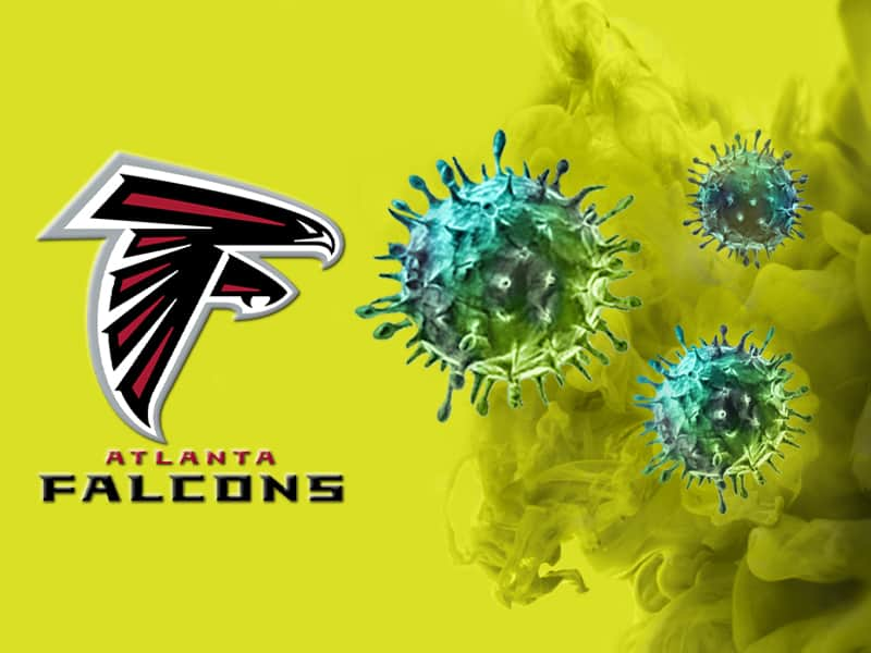 Atlanta Falcons shut down facility