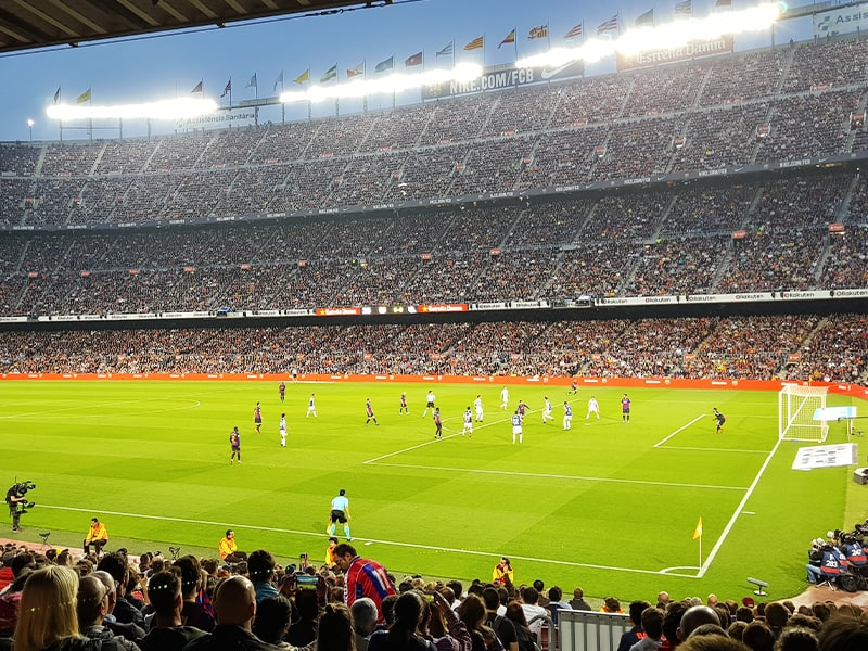 Camp Nou update October 2020