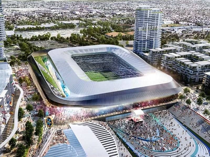 Las Vegas MLS plans update October 2020