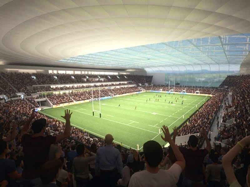 New Zealand Christchurch new stadium funding