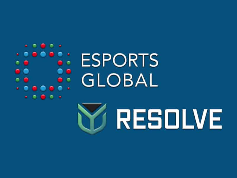 Esports company Resolve receives funding