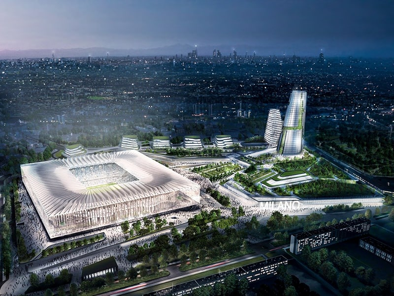 Italy San Siro new financing secured
