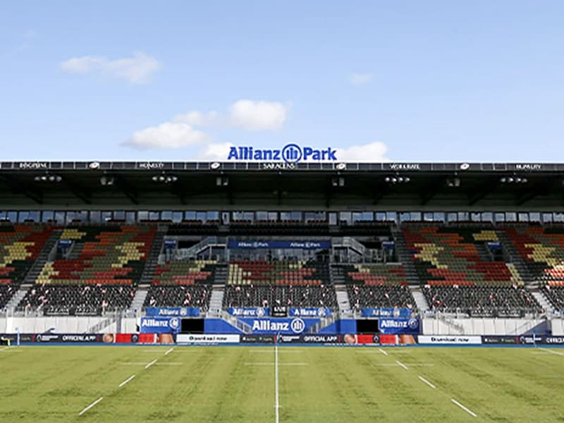 UK Saracens naming rights