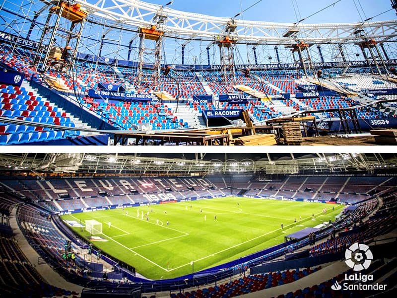 Levante stadium update Nov 2020