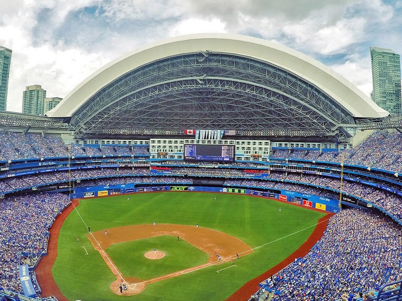 Canada Toronto Blue Jays new stadium