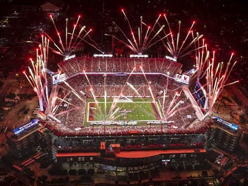 Raymond James Stadium ready for Super Bowl