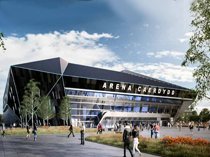 Cardiff Bay Planned Arena To Revive Economy Coliseum