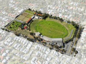 Australia East Fremantle Oval update Jan 2021
